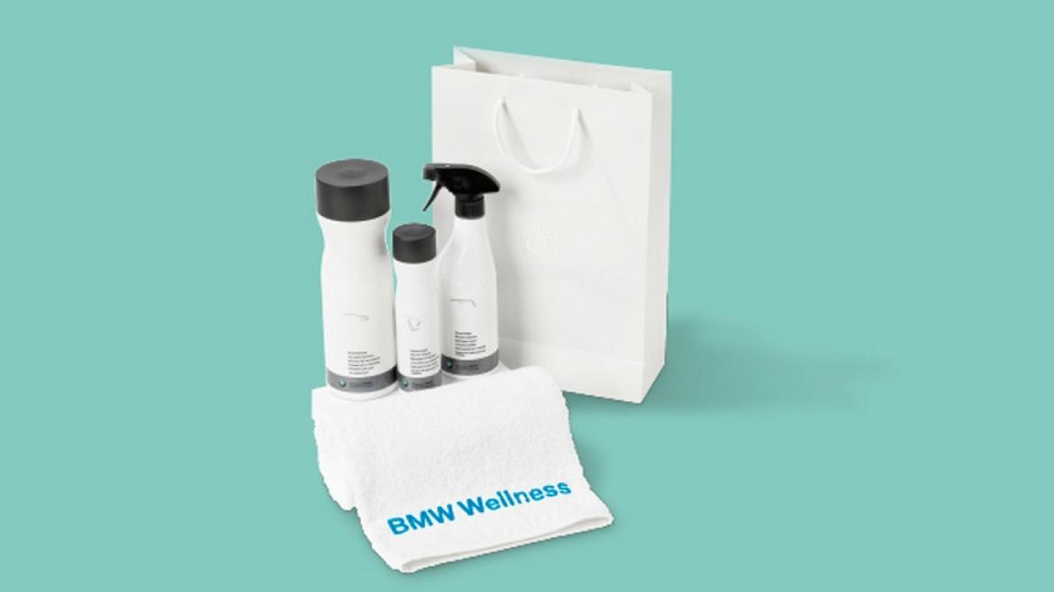 Kit BMW Wellness